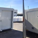 Empresa DERYPOL: Contenedor para 920 kg de peróxidos orgánicos