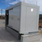 EMPRESA HIDROBOX: Contenedor para almacenar 3.000 kg de peróxidos