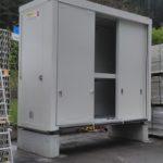 EMPRESA ULMA: Contenedor para almacenar 5.500 kg de peróxidos