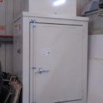 EMPRESA MARISKONE: 2 contenedores para 150 Kg de peróxidos orgánicos