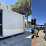 EMPRESA AURAY: Contenedores para almacenar 24.000 kg de peróxidos